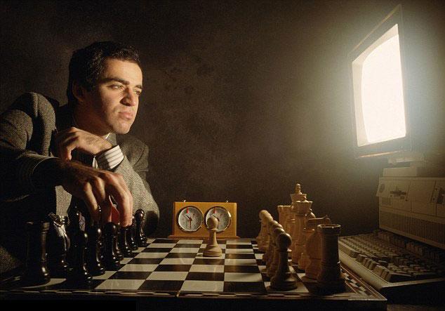 Kasparov-Deep Blue
