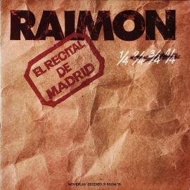 Raimon -Recital Madrid