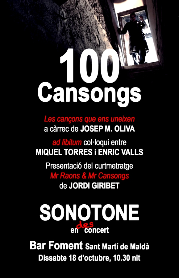 100 cansongs-cartell-2