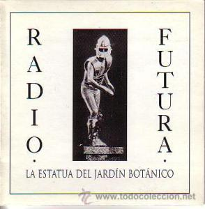 Radio Futura-Estatua