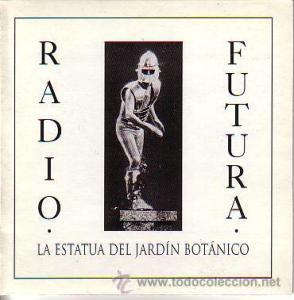 Radio Futura-Estatua